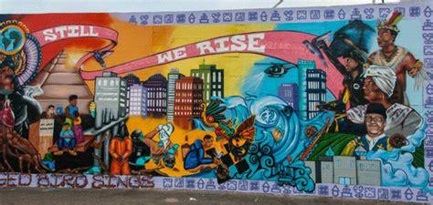 unity mural black brown dreams allen temple