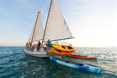 Catamaran Sailing Key West by Sailing Snorkeling Kayaking Key West Jet Skis Key West