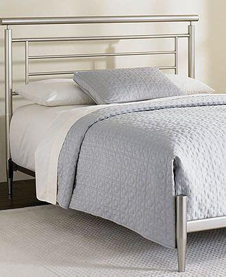 blythe satin metal bed queen bedroom furniture