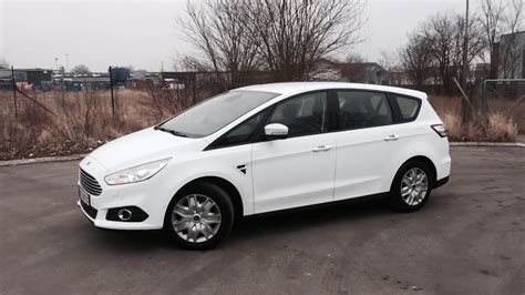 ford s max 2 0 tdci 2017 ford s max 2 0 tdci 150 hp trend