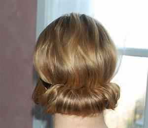 Chignon Cheveux Mi Long : des chignons sur cheveux mi longs ~ Melissatoandfro.com Idées de Décoration