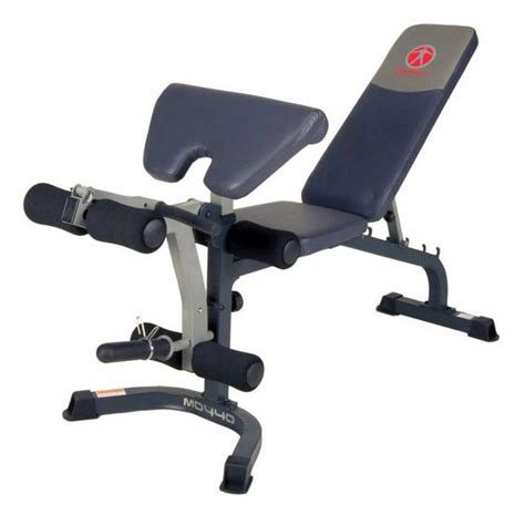 Marcy Chair by Foto Banco Musculaci 243 N Marcy Md440 Con Pupitre Para B 237 Ceps