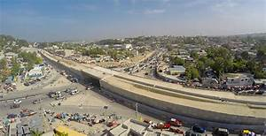Michel Martelly officially inaugurates the Delmas Viaduct