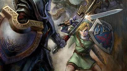 Zelda Twilight Princess Legend Desktop Wallpapers Wiki
