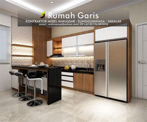 kontraktor dapur kitchen set interior mebel lemari gantung