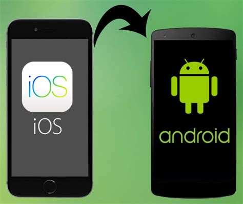 transfer pictures from iphone to android how to switch from iphone to android transfer photos