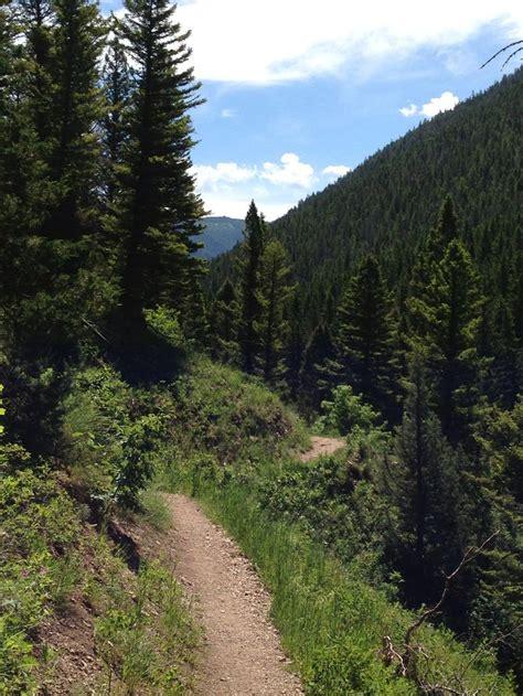 South Cottonwood Canyon Trail #bozemanhiking | Hiking ...