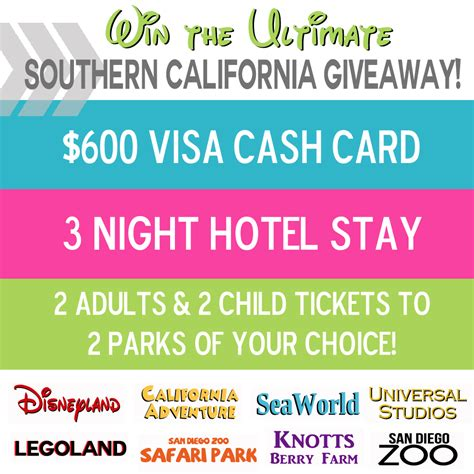 Decor Ultimate Getaway Sweepstakes by The Ultimate Family Vacation Giveaway Fynes Designs