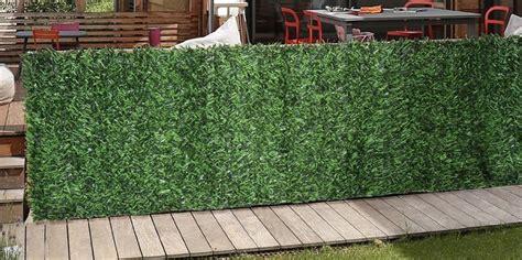 amazoncom synturfmats artificial hedge slats panel