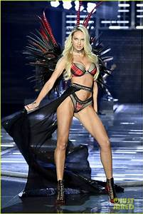 Adriana Lima & Candice Swanepoel Stun on Victoria's Secret ...