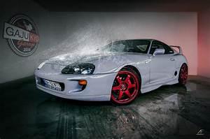 Toyota Supra Mk4  Wtt  Gajukyd Wallpapers Hd    Desktop And