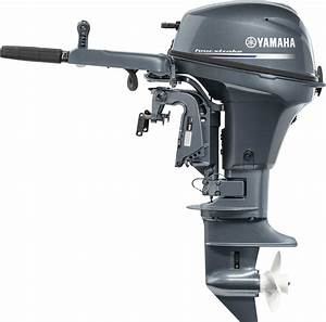 Yamaha Outboard F8 2