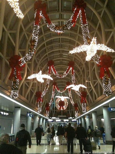 airport christmas decorations martha stewardess