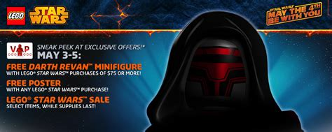 May the Fourth Be With You - Exclusive Offers   Galactic ...