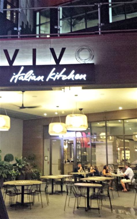 vivo italian kitchen vivo italian kitchen for tasty dining on the universal