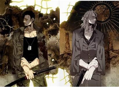 Gangsta Anime Wallpapers Background Gangsters Backgrounds Desktop