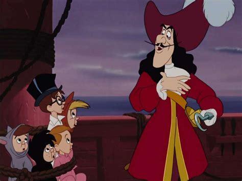 The Elegant Captain Hook