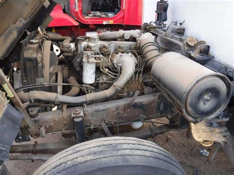 Mitsubishi Fuso Engine by Mitsubishi 6d16 Engine For A 1992 Mitsubishi Fuso Fk For
