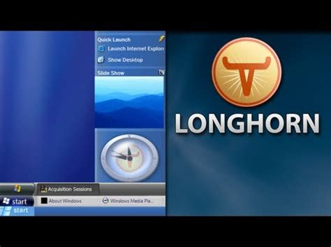 windows longhorn startup  shutdown soundswmv vidoemo