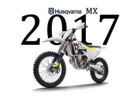 new motocross bikes motocross press new 2017 motocross range unveiled