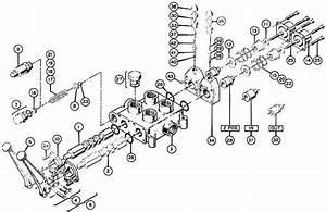 35 Cross Hydraulic Valve Parts Diagram