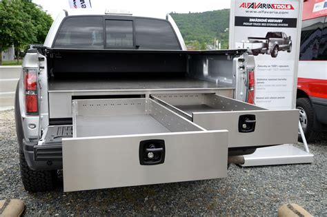 Decked Truck Bed Storage Canada by Truck Bed Drawers Plans Size Of Large Size Of