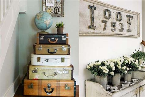 Home Decor Vintage Style : Easy Ways To Incorporate Vintage Home Decor