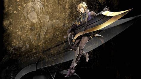 God Eater Anime Wallpaper - god eater 2 rage burst hd wallpaper council