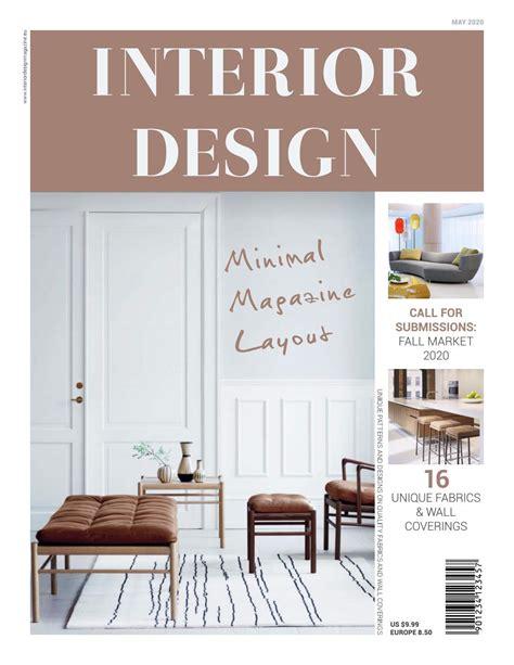 Interior Design Magazine Layout By Refresh  Studio  Issuu
