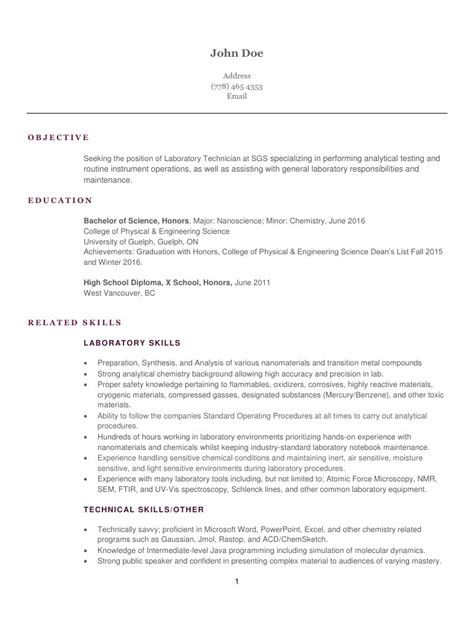 Free Resume Help Vancouver by Postdoc Cv Template Special Education Resume Elementary