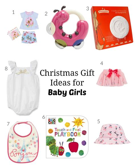 go ask mum christmas gifts for baby girls under 40 go