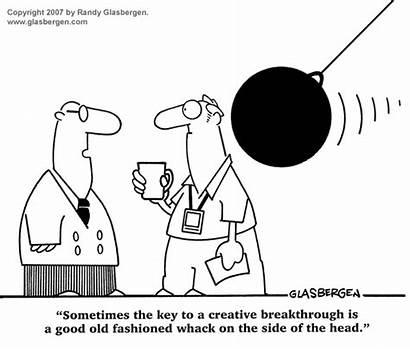 Cartoons Writing Glasbergen Questions Cartoon Cartoonist Any