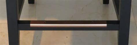Bar Stool Foot Rail Protectors