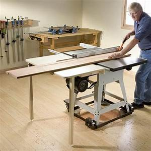 Contractor Table Saw Cabinet Plans - WoodWorking Projects