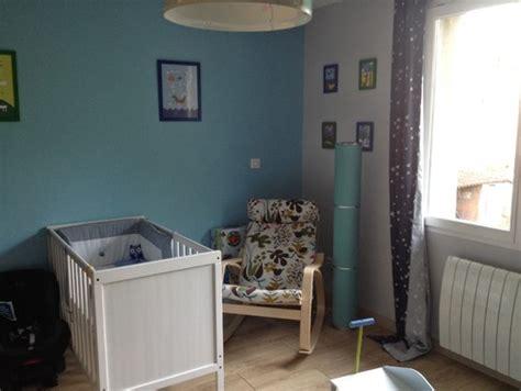 couleur chambre mixte chambre bébés mixte