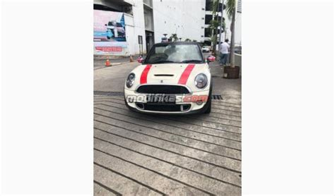 Modifikasi Mini Cooper Convertible by 2012 Mini Cooper Convertible 28rb Kondisi Antik Siap