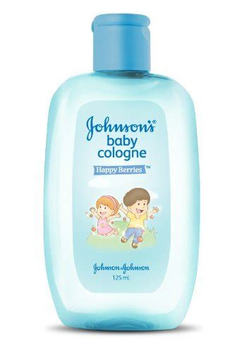 Baby Cologne johnsons baby cologne heaven 125ml