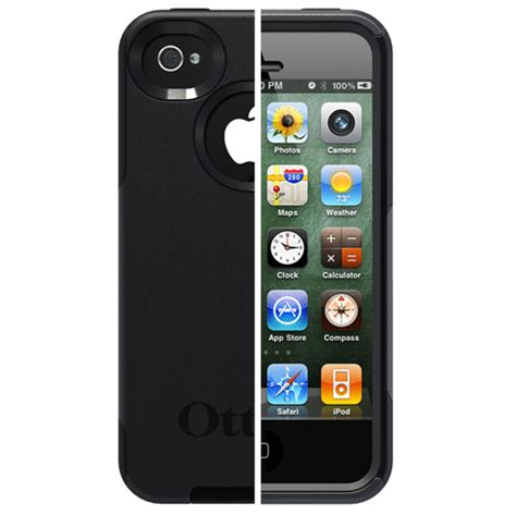 iphone 4s otterbox cases genuine new otterbox commuter iphone 4 4s black apl4 3295