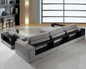 gray sectional sofa modern sofa menzilperdenet With ashfield modern light grey fabric sectional sofa