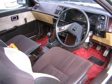 85 Toyotum Interior by Levin022 1985 Toyota Lexus Corolla Levin 2door 1600gt