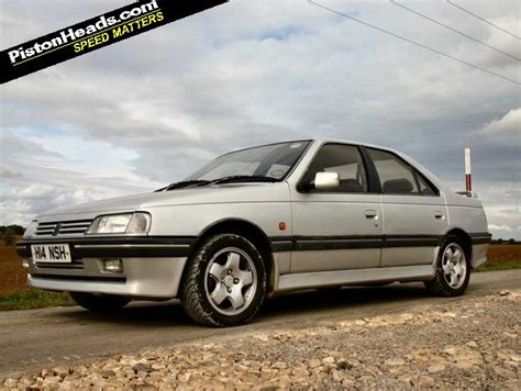Peugeot 405 Mi16 For Sale by Object Moved