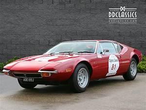 Used 1971 De Tomaso Pantera for sale in Surrey Pistonheads