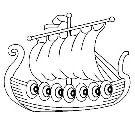 Viking Boat Drawing Easy by Free Viking Ship Coloring Pages Viking Images