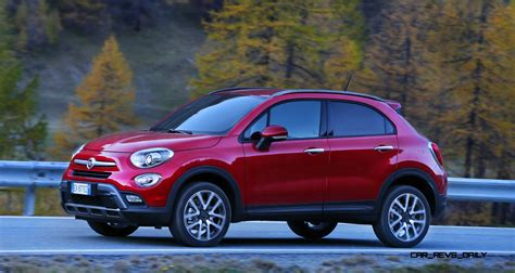 2016 Fiat 500x Cross Awd 21