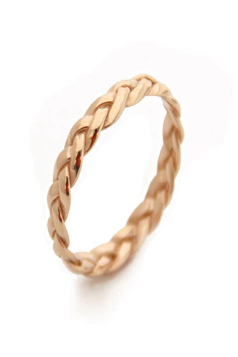 10 Alternative Wedding Rings
