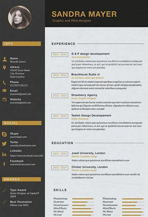 graphic artist resume template best resume collection