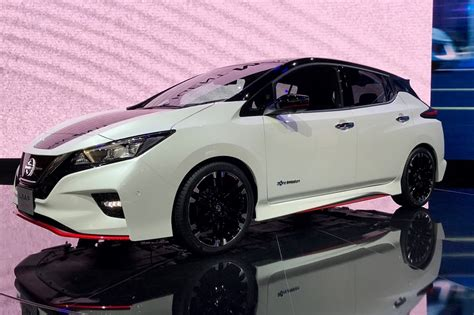 nissan leaf nismo release date  price nissan