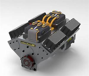U0026quot Crate V8 U0026quot  Could Soon Allow Electric Conversion Of Any Car