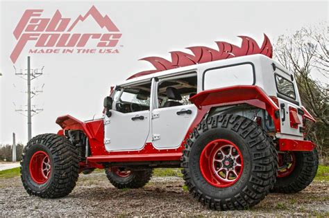 Fab Fours Legend by Truck Meets Jeep Wrangler Fab Fours Legend 95
