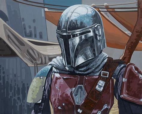 Mando - Star Wars The Mandalorian - ACME / Dark Ink